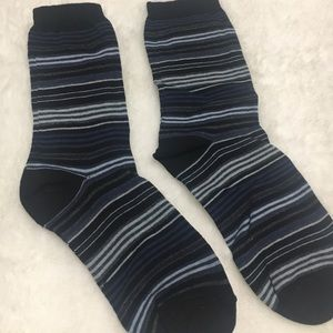💜Free with Purchase~Striped Socks